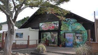 ジャングル館 エントランス (姫路セントラルパーク) 2019年10月23日