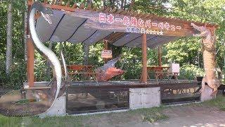 日本一危険なバーベキュー (ノースサファリサッポロ) 2019年7月9日