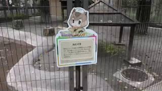 カピバラとけものフレンズパネル (井の頭自然文化園) 2017年9月23日
