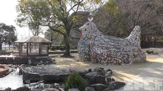 赤塚山公園・アニマルまある (2019年1月23日)