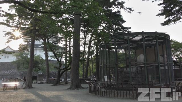 小田原動物園跡