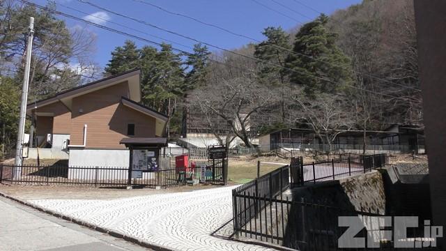 大町山岳博物館 付属園